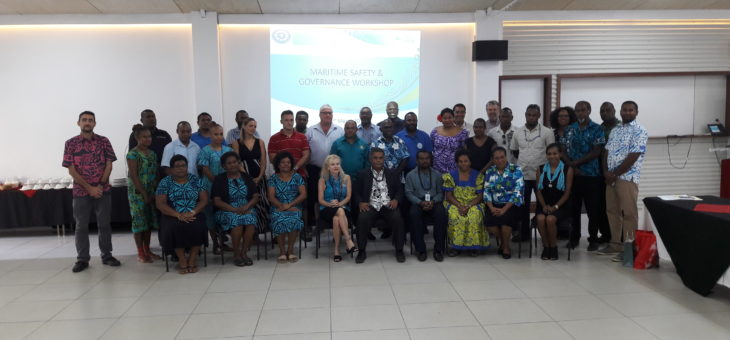 Private-Public sector stakeholder group established in Vanuatu to support maritime safety and energy efficiency