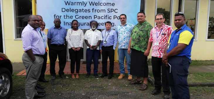 Pacific Community Finalist for Asia-Pacific Environment Award