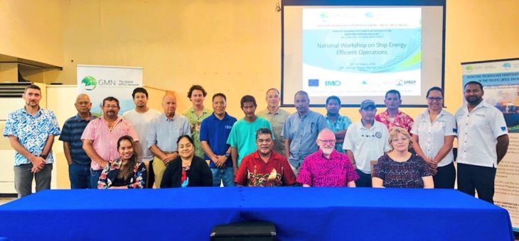 Practicing Energy Efficiency in the Marshall Islands Maritime Sector