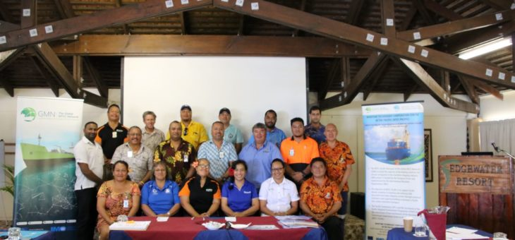 Cook Islands maritime industry calls for action to reduce greenhouse emissions